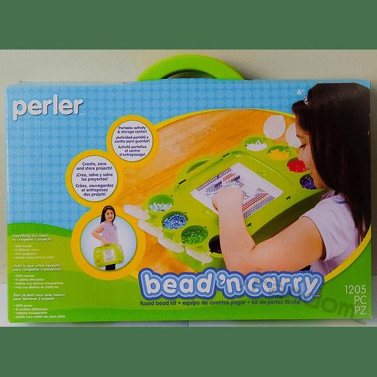 Maleta de actividades Bead 'n Carry