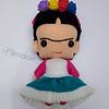 Peluche Frida Kahlo