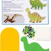 Balde de actividades - Dinosaurios