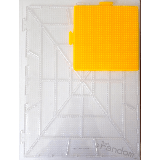 Base rectangular gigante
