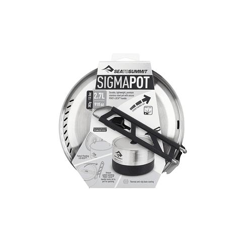 Olla Sigma Pot 1.9 Litre