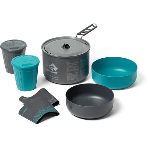 Set de Cocina Alpha Cookset 2.1