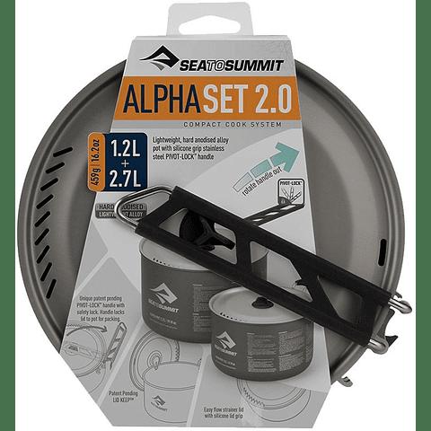 Set de Ollas Alpha Pot Set 2.0