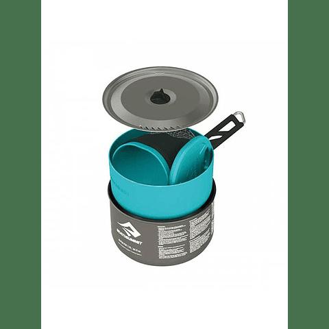 Set de Cocina Alpha Cookset 1.1