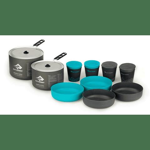 Set de Cocina Alpha Cookset 4.2