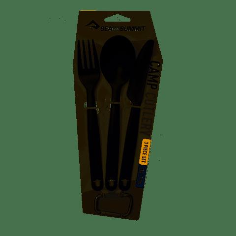 Juego de Cubiertos Camp Cutlery Set 3 pc