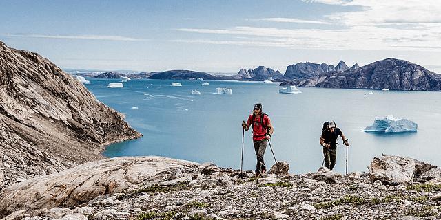¿Cómo elegir bastones de trekking?