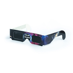 PACK 100 LENTES ECLIPSE SOLAR MIXTOS CERTIFICADO