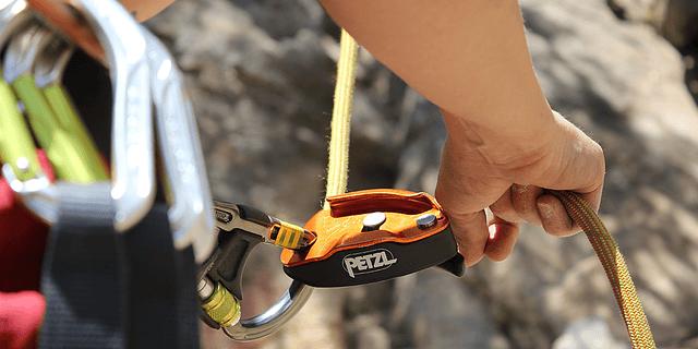 Asegurador Grigri:  El mejor asegurador de escalada