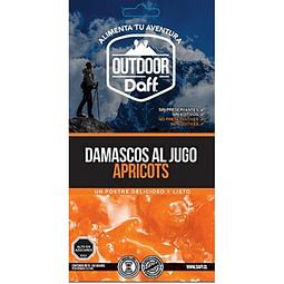 POSTRE DAMASCOS AL JUGO DAFF