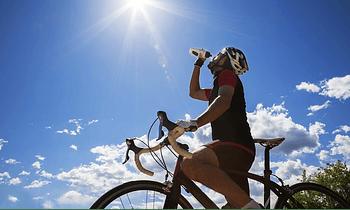 La hidratación antes del ejercicio