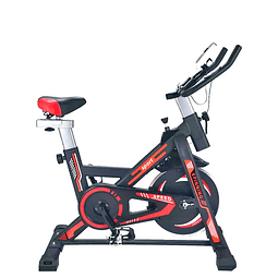 BICICLETA SPINNING PRO SPIN RED