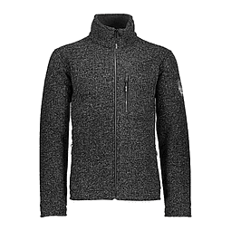 CMP WOLL JACKET CARBONE