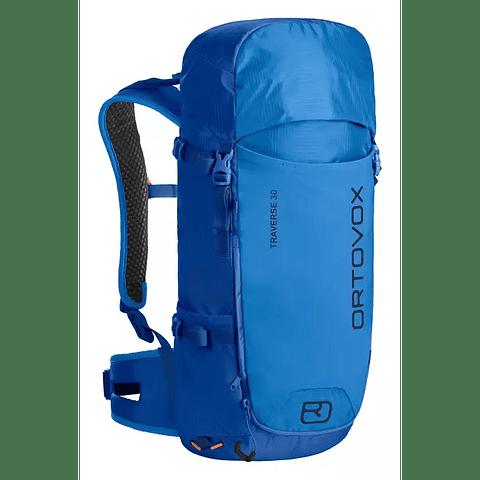 MOCHILA TRAVERSE 30 ORTOVOX JUST BLUE