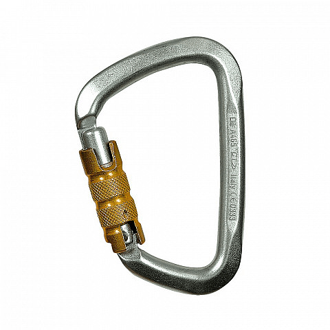 MOSQUETON LARGE STEEL TG CLIMBING TECHNOLOGY
