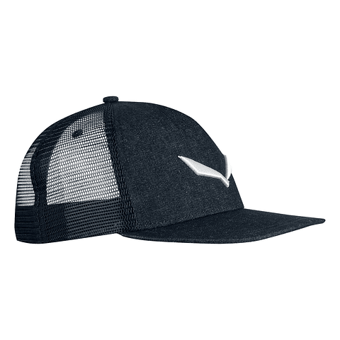 DENIM 2 MESH CAP