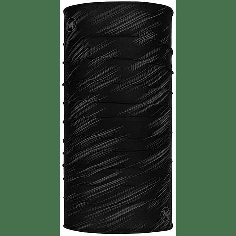 Reflective R-Solid Black Buff