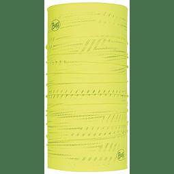 Reflective R-Solid Yellow Fluor Buff