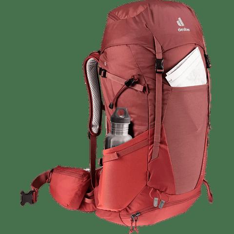 Mochila Futura Pro 38 Redwood-Lava