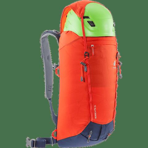 Mochila Guide Lite 24 Papaya-Navy