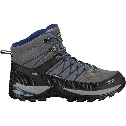 Zapato De Trekking Rigel Mid CMP Graphite