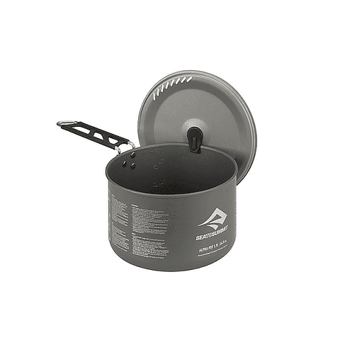 Alpha Pot 1.2 Litre - Storage Sack Included Sea To Summit