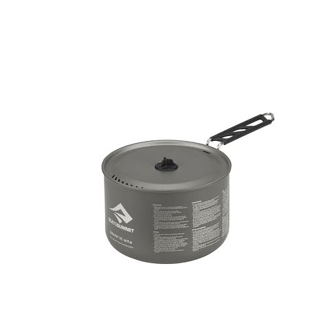 Alpha Pot 1.9 Litre - Storage Sack Included Sea To Summit