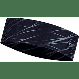 Headband Coolnet Uv  Slim Boos T Graphite Onesiz Buff