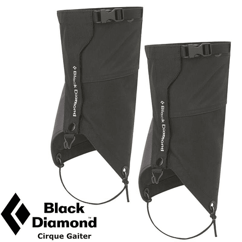 BLACK DIAMOND CIRQUE GAITERS