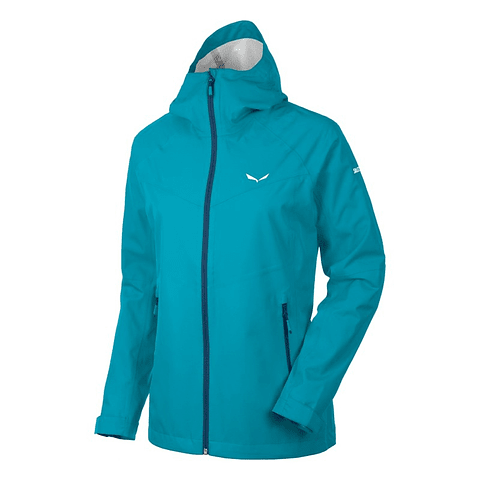 SALEWA AQUA PUEZ 3 JACKET WOMAN