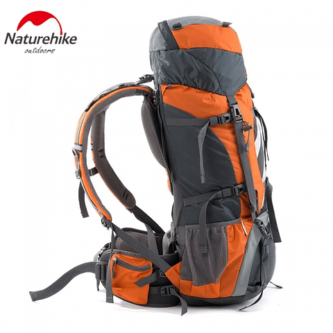 MOCHILA DISCOVERY ORANGE 70 L NATUREHIKE