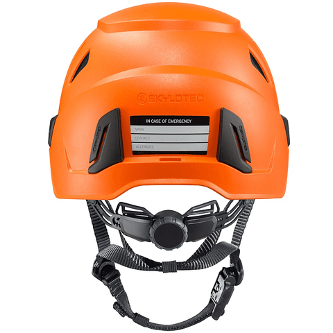 CASCO INCEPTOR GRX SKYLOTEC ORANGE