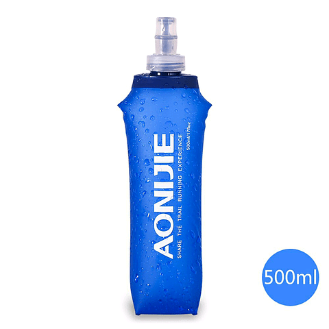 BOTELLA SOFT FLASK 500ML AONIJIE