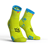 CALCETÍN V3 FLUOR COMPRESSPORT HI