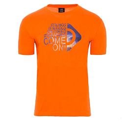 POLERA ALABAMA ORANGE IZAS OUTDOOR