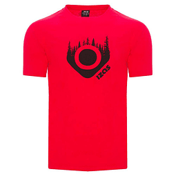 POLERA AVERY RED IZAS OUTDOOR