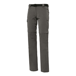 PANTALÓN MAUNA GREY/PURPLE IZAS OUTDOOR