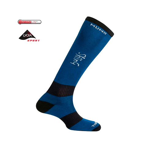 CALCETÍN SKIING JUNIOR MUND SOCKS