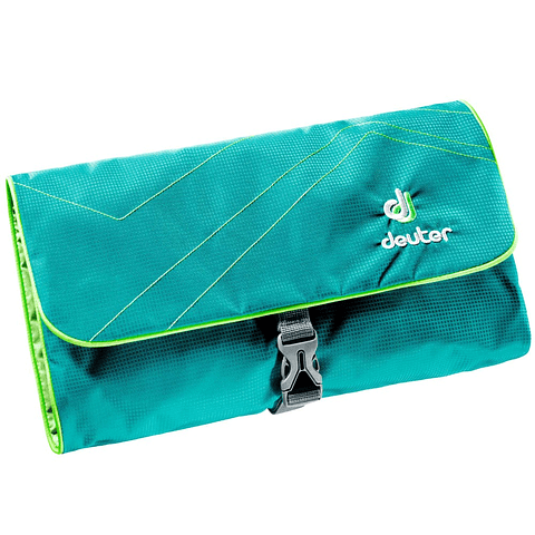 NECESERE WASH BAG 2 NEW PETROL-KIWI DEUTER