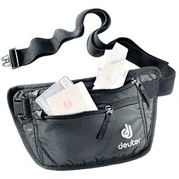 PORTA DOCUMENTOS SECURITY MONEY BELT 1  BLACK DEUTER