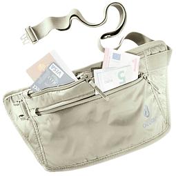 PORTA DOCUMENTOS SECURITY MONEY BELT 2 SAND DEUTER