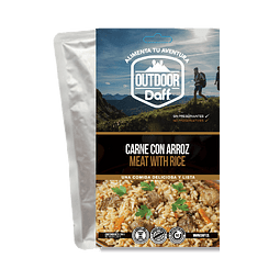 CARNE CON ARROZ OUTDOOR DAFF