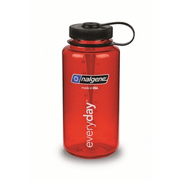 NALGENE TRITAN RED BLACK