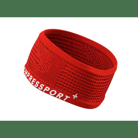 HEADBAND NEW RED COMPRESSPORT