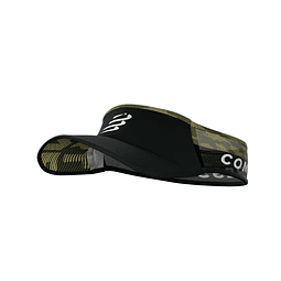 VISERA ULTRALIGHT NEW BLACK/CAMO COMPRESSPORT
