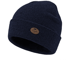GORRO LANA OUTDOOR WARM BLUE