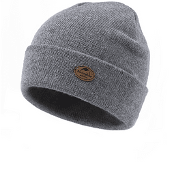 GORRO LANA OUTDOOR WARM GREY