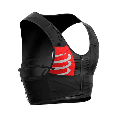 MOCHILA ULTRARUN S BLACK COMPRESSPORT