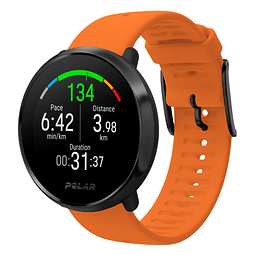 RELOJ POLAR IGNITE ORANGE