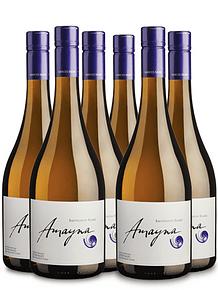 Amayna Sauvignon Blanc 2018 | Caja 6 bot.